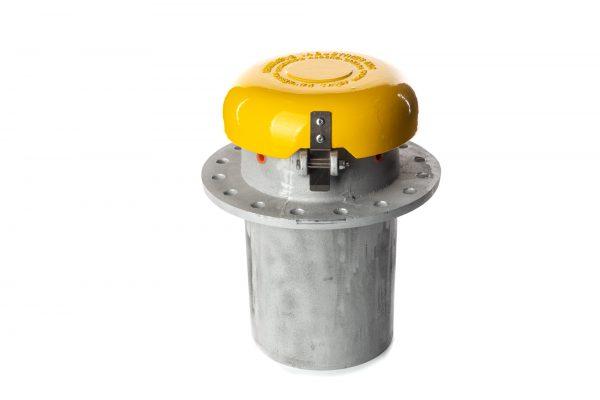 Marsh Hawk deep-set tank gauge